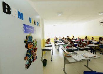 Estão abertas inscrições para escolas da rede municipal de Salvador; veja como se cadastrar — Foto: Valter Pontes/Prefeitura de Salvador