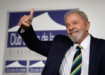 Ex-presidente Lula (Photo by FABRICE COFFRINI/AFP via Getty Images)
