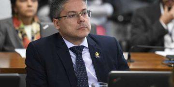 © EDILSON RODRIGUES/AGÊNCIA SENADO O senador Alessandro Vieira (Cidadania-SE).