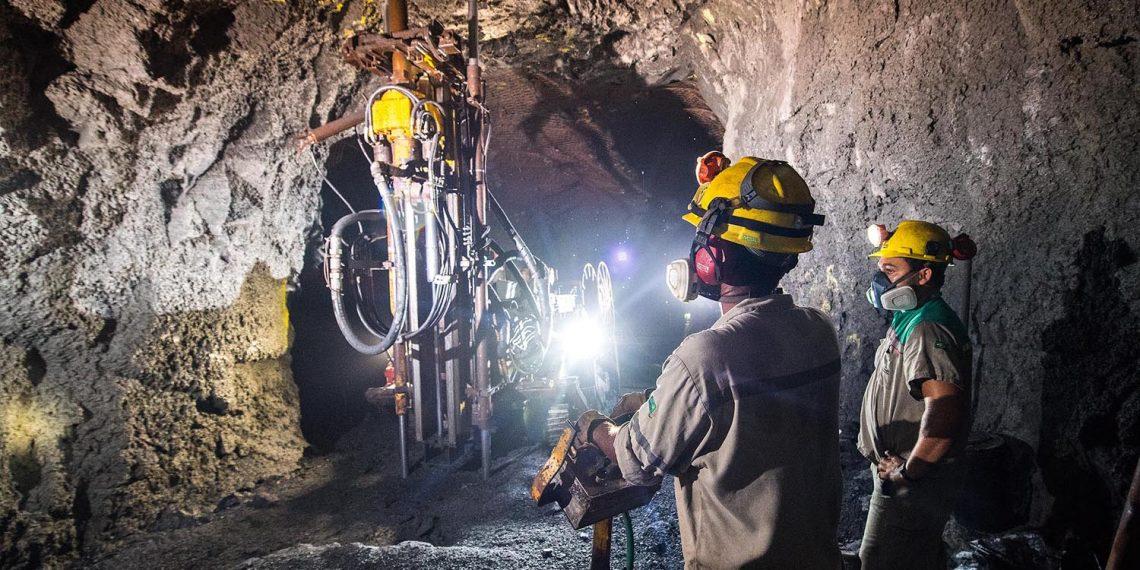 ERO Copper - Mineraçåo Caraiba Copper Mine